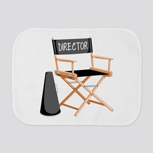 Director Burp Cloth